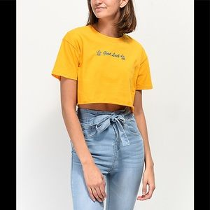 Yellow crop(3 for $9)